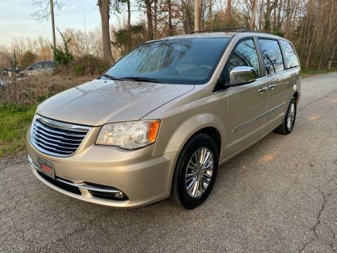 2013 Chrysler Town and Country for sale at Speed Auto Mall in Greensboro NC