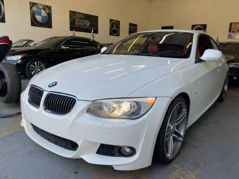 2012 BMW 3 Series for sale at GCR MOTORSPORTS in Hollywood FL