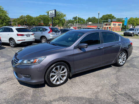 2015 Honda Accord for sale at BWK of Columbia in Columbia SC