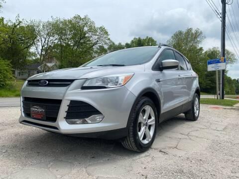 2013 Ford Escape for sale at Community Auto Sales & Service in Fayette MO
