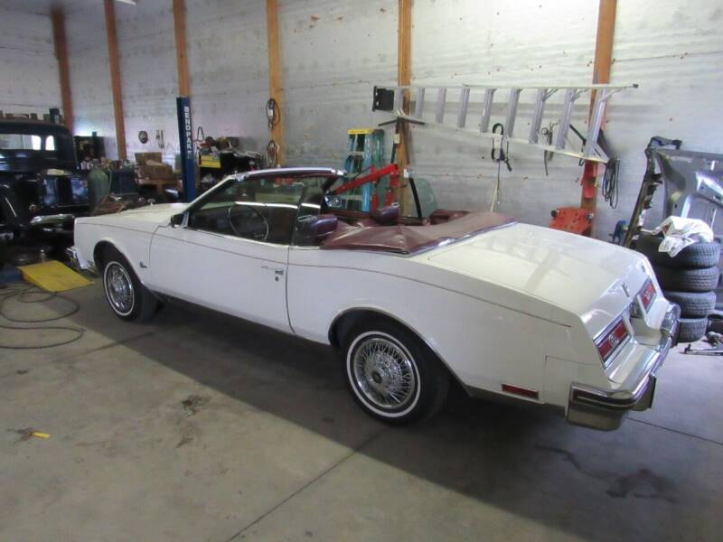 1982 Buick Riviera for sale at Whitmore Motors in Ashland OH