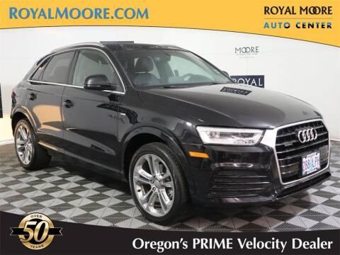 2016 Audi Q3 for sale at Royal Moore Custom Finance in Hillsboro OR