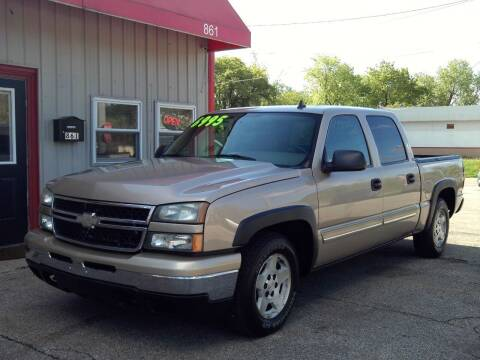 2006 Chevrolet Silverado 1500 for sale at Midwest Auto & Truck 2 LLC in Mansfield OH