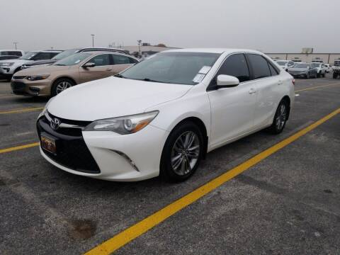 2015 Toyota Camry for sale at FLORIDA CAR TRADE LLC in Davie FL