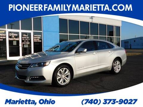2019 Chevrolet Impala for sale at Pioneer Family preowned autos in Williamstown WV