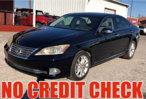 2010 Lexus ES 350 for sale at Decatur 107 S Hwy 287 in Decatur TX