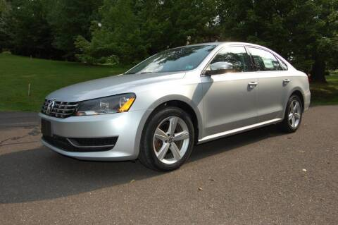 2013 Volkswagen Passat for sale at New Hope Auto Sales in New Hope PA