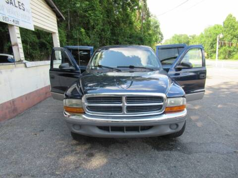 2001 Dodge Dakota for sale at Mc Calls Auto Sales in Brewton AL
