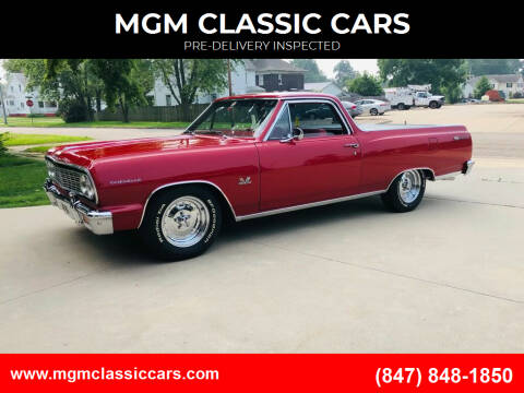 1964 Chevrolet El Camino for sale at MGM CLASSIC CARS-New Arrivals in Addison IL