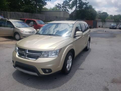 2011 Dodge Journey for sale at Credit Cars LLC in Lawrenceville GA