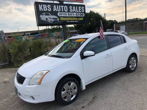 2009 Nissan Sentra for sale at KBS Auto Sales in Cincinnati OH