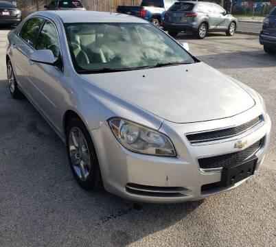 2011 Chevrolet Malibu for sale at Apex Auto SA in San Antonio TX
