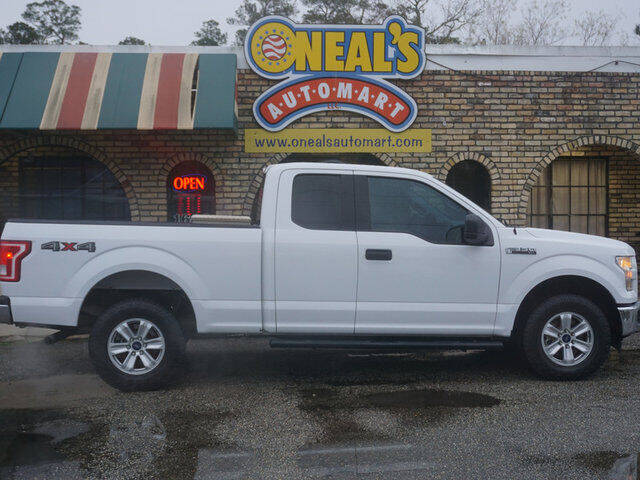2017 Ford F-150 for sale at Oneal's Automart LLC in Slidell LA