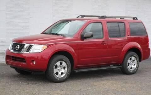 2010 Nissan Pathfinder for sale at Kohmann Motors & Mowers in Minerva OH