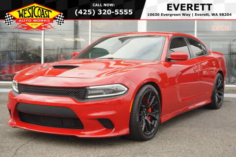 2016 Dodge Charger for sale at West Coast Auto Works in Edmonds WA