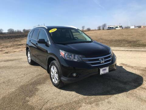 2014 Honda CR-V for sale at Alan Browne Chevy in Genoa IL