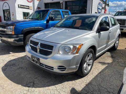 2010 Dodge Caliber for sale at Nelson's Straightline Auto in Independence WI
