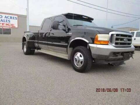 1999 Ford F-350 Super Duty for sale at Auto Acres in Billings MT