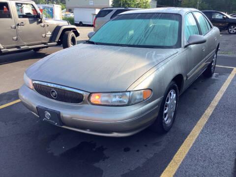 2001 Buick Century for sale at Motuzas Automotive Inc. in Upton MA