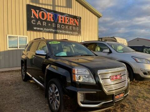 2017 GMC Terrain for sale at Northern Car Brokers in Belle Fourche SD