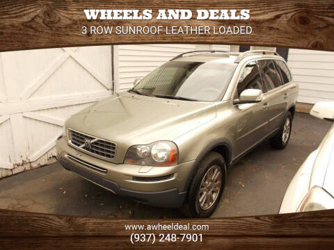 2008 Volvo XC90 for sale at Wheels and Deals in New Lebanon OH