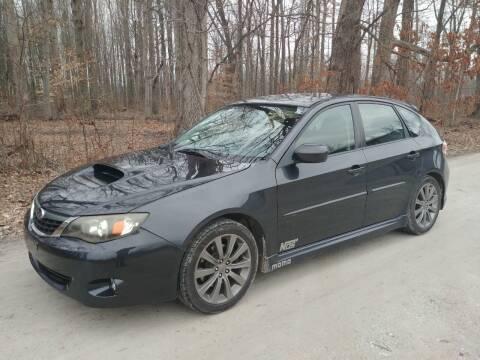 2008 Subaru Impreza for sale at Doyle's Auto Sales and Service in North Vernon IN