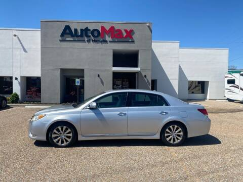 2011 Toyota Avalon for sale at AutoMax of Memphis - Alex Vivas in Memphis TN