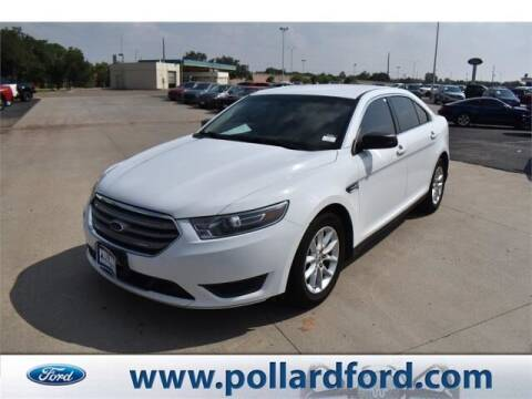 2014 Ford Taurus for sale at South Plains Autoplex by RANDY BUCHANAN in Lubbock TX
