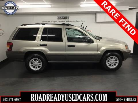 2003 Jeep Grand Cherokee for sale at Road Ready Used Cars in Ansonia CT