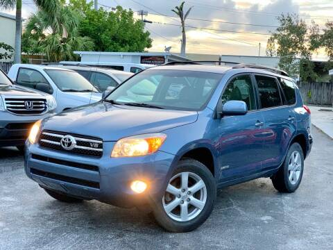2008 Toyota RAV4 for sale at Citywide Auto Group LLC in Pompano Beach FL
