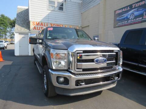 2012 Ford F-250 Super Duty for sale at Small Town Auto Sales in Hazleton PA