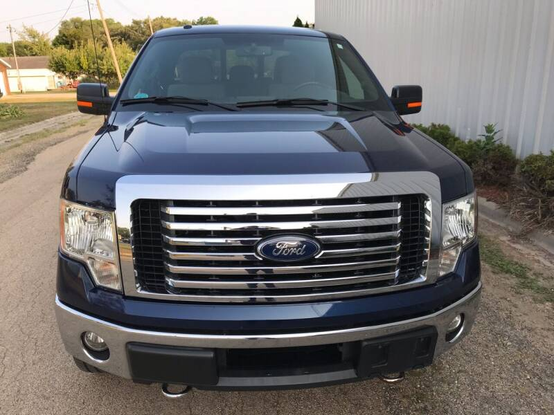 2012 Ford F-150 4x4 XLT 4dr SuperCab Styleside 6.5 ft. SB - Amboy IL