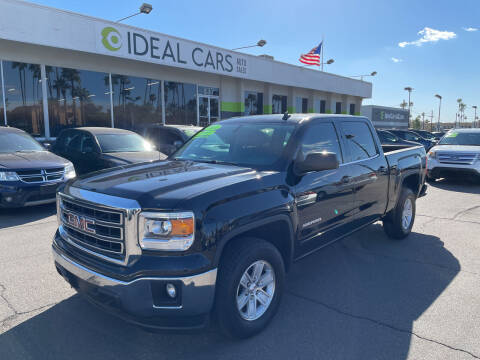 2014 GMC Sierra 1500 for sale at Ideal Cars Broadway in Mesa AZ
