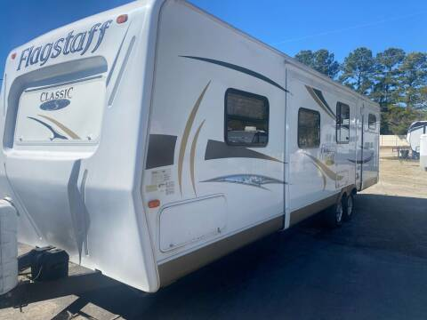 2012 Flagstaff 831bhds for sale at Drivers Auto Sales in Boonville NC