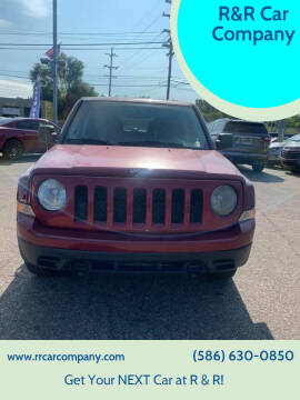2011 Jeep Patriot for sale at R&R Car Company in Mount Clemens MI