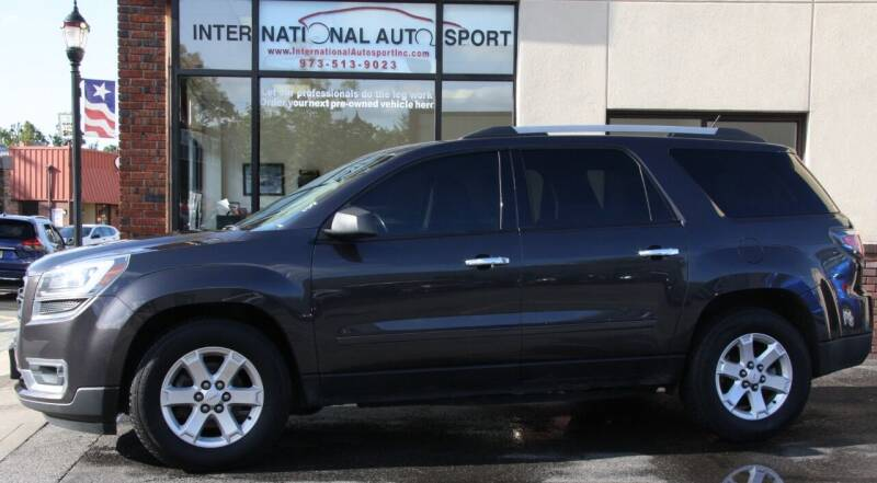 2014 GMC Acadia for sale at INTERNATIONAL AUTOSPORT INC in Pompton Lakes NJ