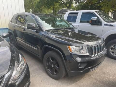 2013 Jeep Grand Cherokee for sale at Monster Motors in Michigan Center MI