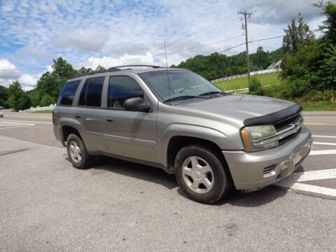 2002 Chevrolet TrailBlazer for sale at Car Depot Auto Sales Inc in Seymour TN