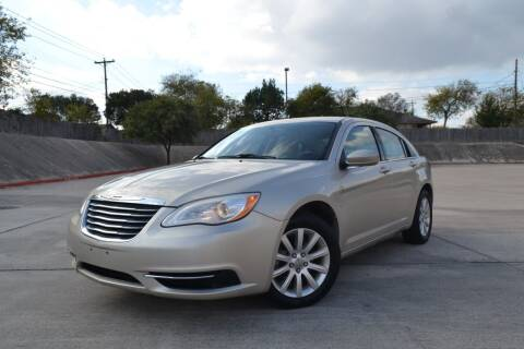 2013 Chrysler 200 for sale at Royal Auto LLC in Austin TX