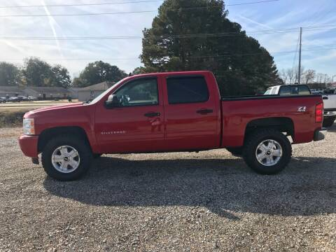 2010 Chevrolet Silverado 1500 for sale at Delta Motors LLC in Jonesboro AR