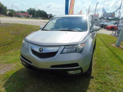 2010 Acura MDX for sale at Payday Motor Sales in Lakeland FL