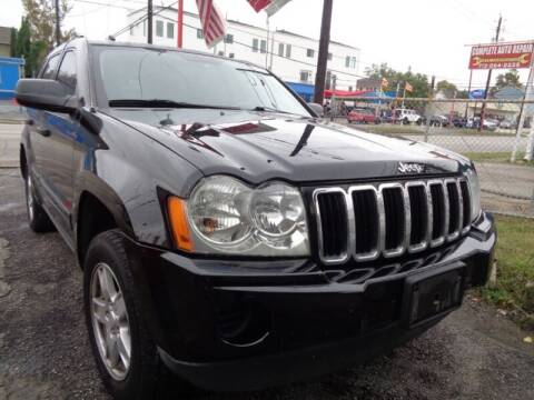 2006 Jeep Grand Cherokee for sale at USA Auto Brokers in Houston TX