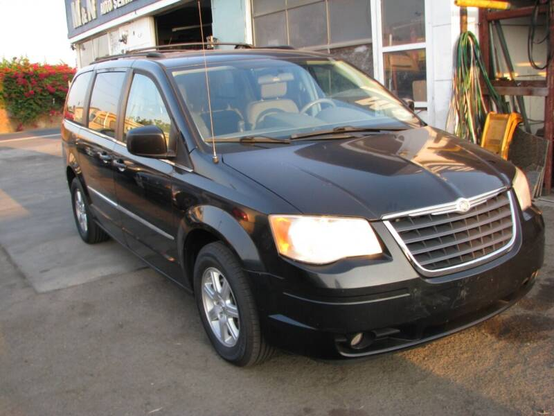 2010 Chrysler Town and Country for sale at M&N Auto Service & Sales in El Cajon CA