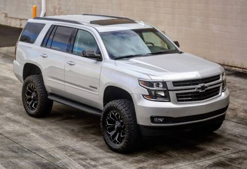 2019 Chevrolet Tahoe for sale at MS Motors in Portland OR