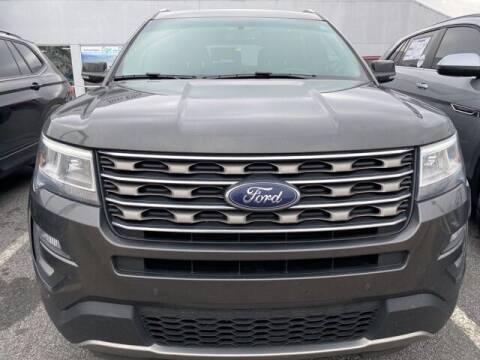 2017 Ford Explorer for sale at Southern Auto Solutions-Jim Ellis Volkswagen Atlan in Marietta GA