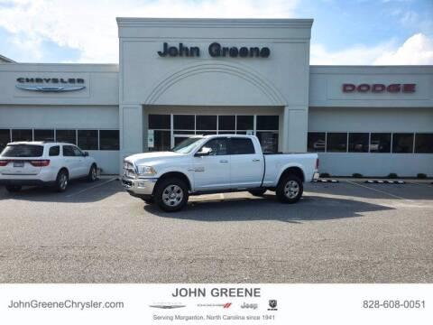 2016 RAM Ram Pickup 2500 for sale at John Greene Chrysler Dodge Jeep Ram in Morganton NC