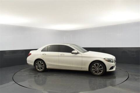 2016 Mercedes-Benz C-Class for sale at Tim Short Auto Mall in Corbin KY