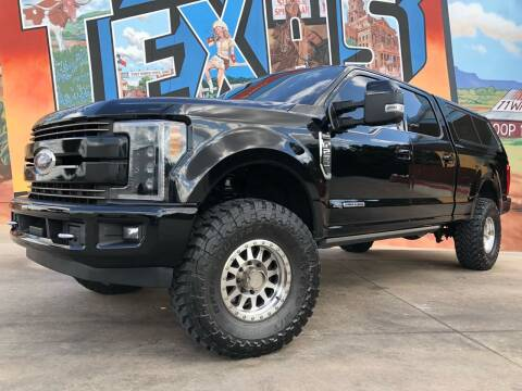 2017 Ford F-250 Super Duty for sale at Sparks Autoplex Inc. in Fort Worth TX