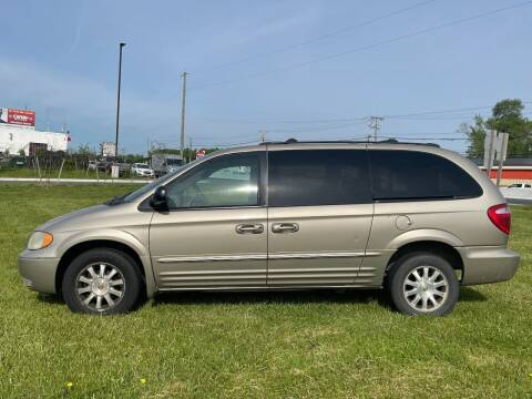 2002 Chrysler Town and Country for sale at GORDON'S ELITE 2 in Aberdeen MD