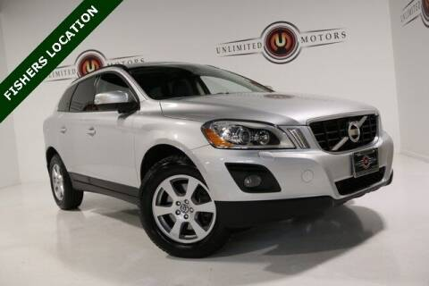 2010 Volvo XC60 for sale at Unlimited Motors in Fishers IN